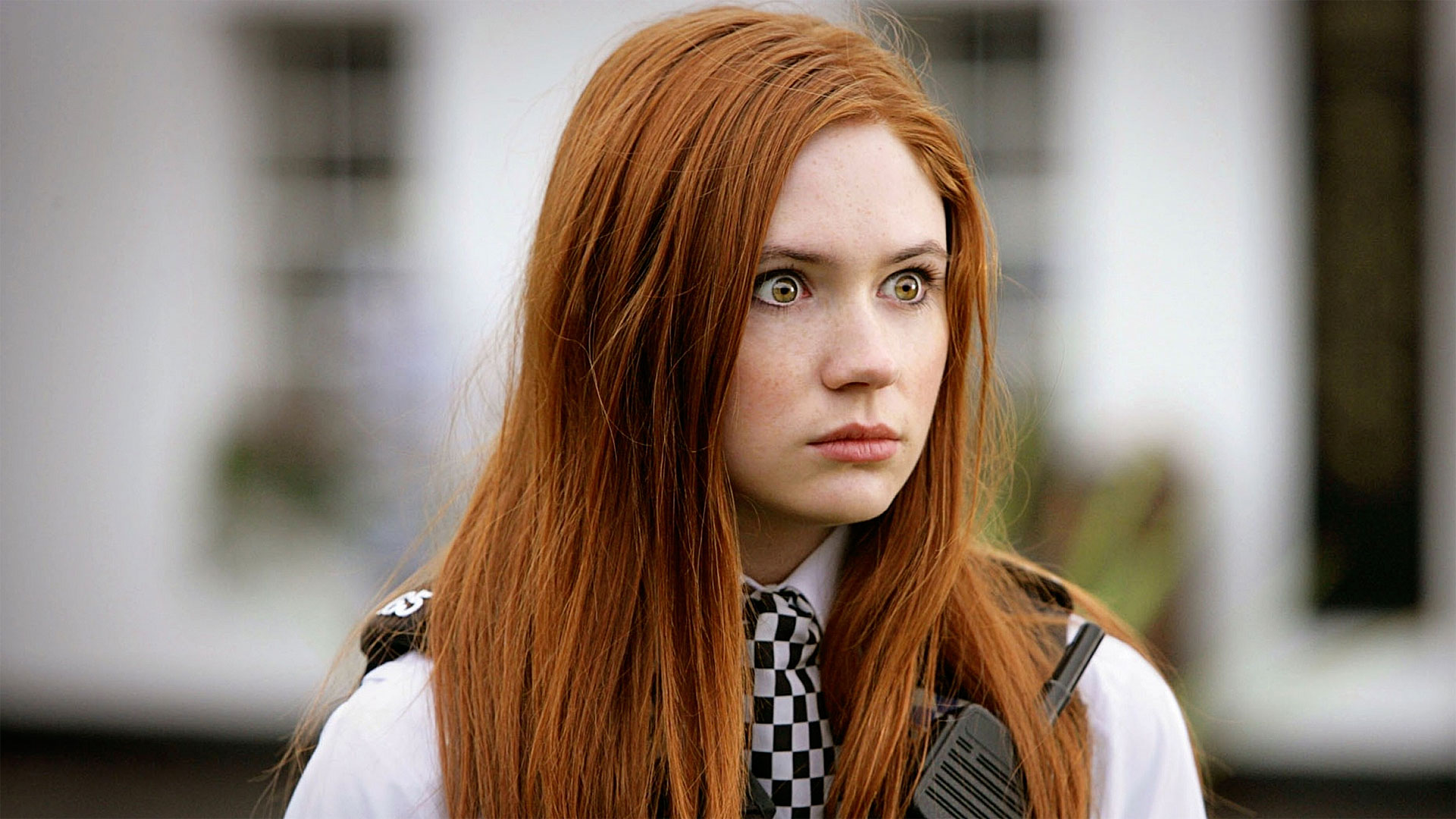 Karen Gillan could be playing a female version of The Mask