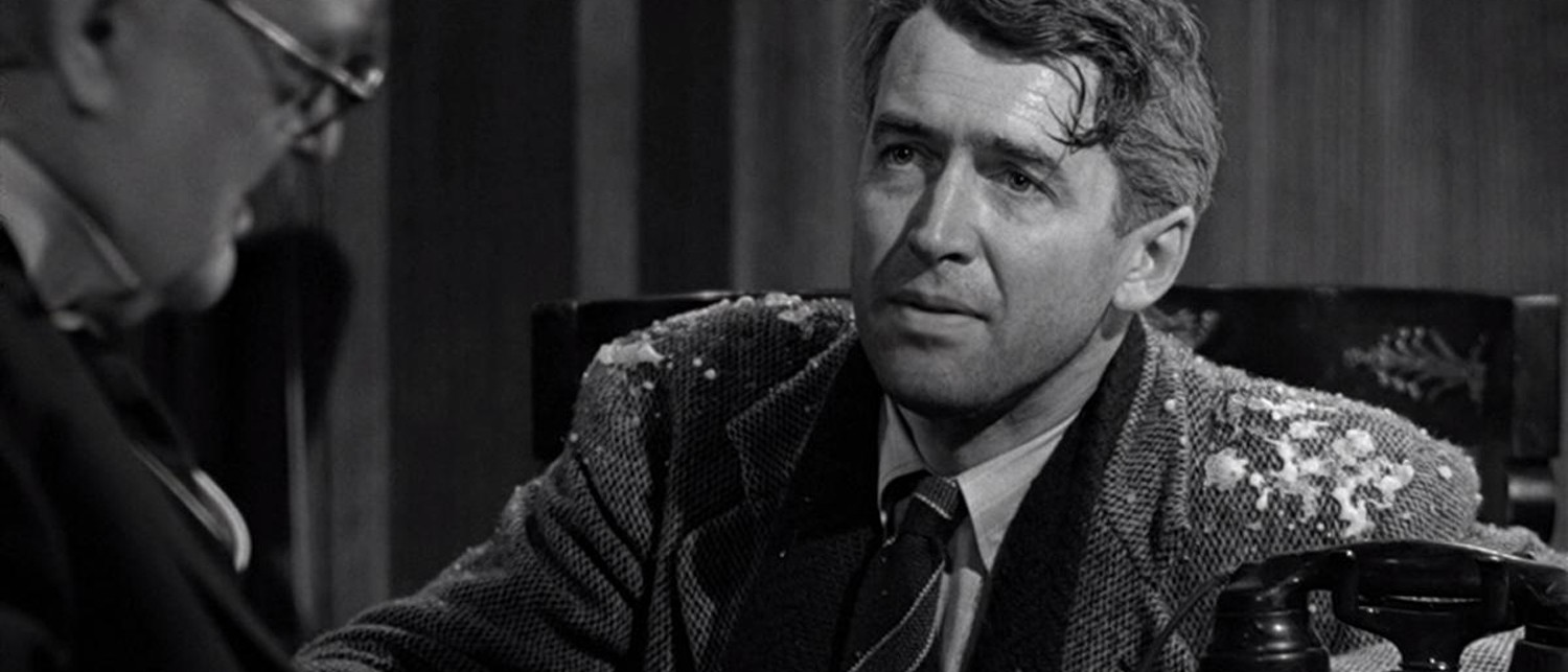 It's A Wonderful Life is out on 4K Ultra HD and Blu-ray™ now