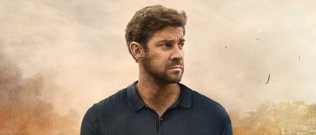 John Krasinski as Jack Ryan in season 2