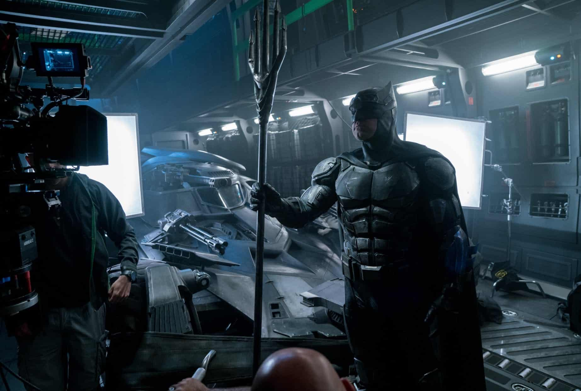 Ben Affleck's Batman in Justice League - Credit: Warner Bros. Pictures
