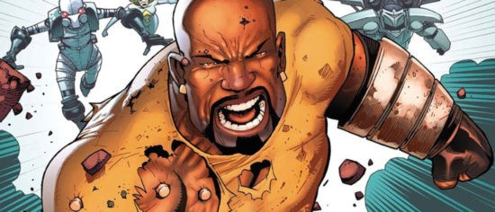 Brooklyn Nine-Nine Star Reportedly in The Running To Play Luke Cage In The MCU