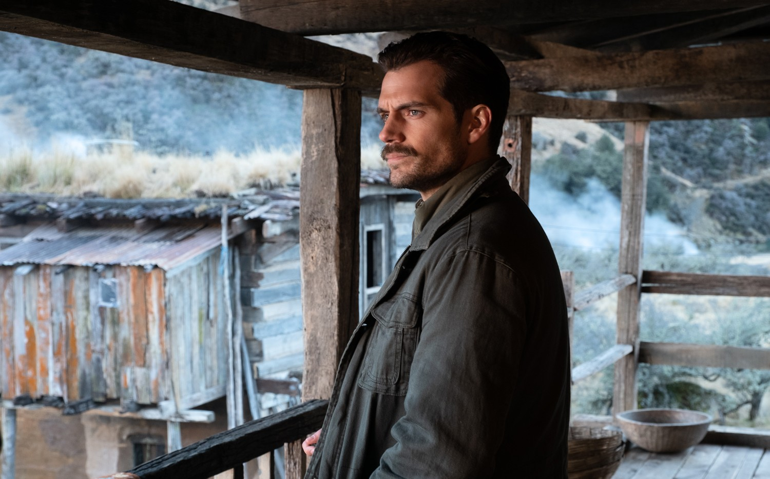 Henry Cavill as August Walker in MISSION: IMPOSSIBLE - FALLOUT (Credit: Paramount Pictures)