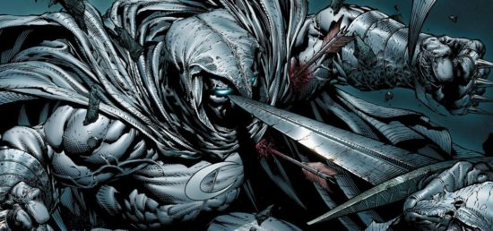 Moon Knight Might Be Involved In In Marvel Studios' Blade Reboot