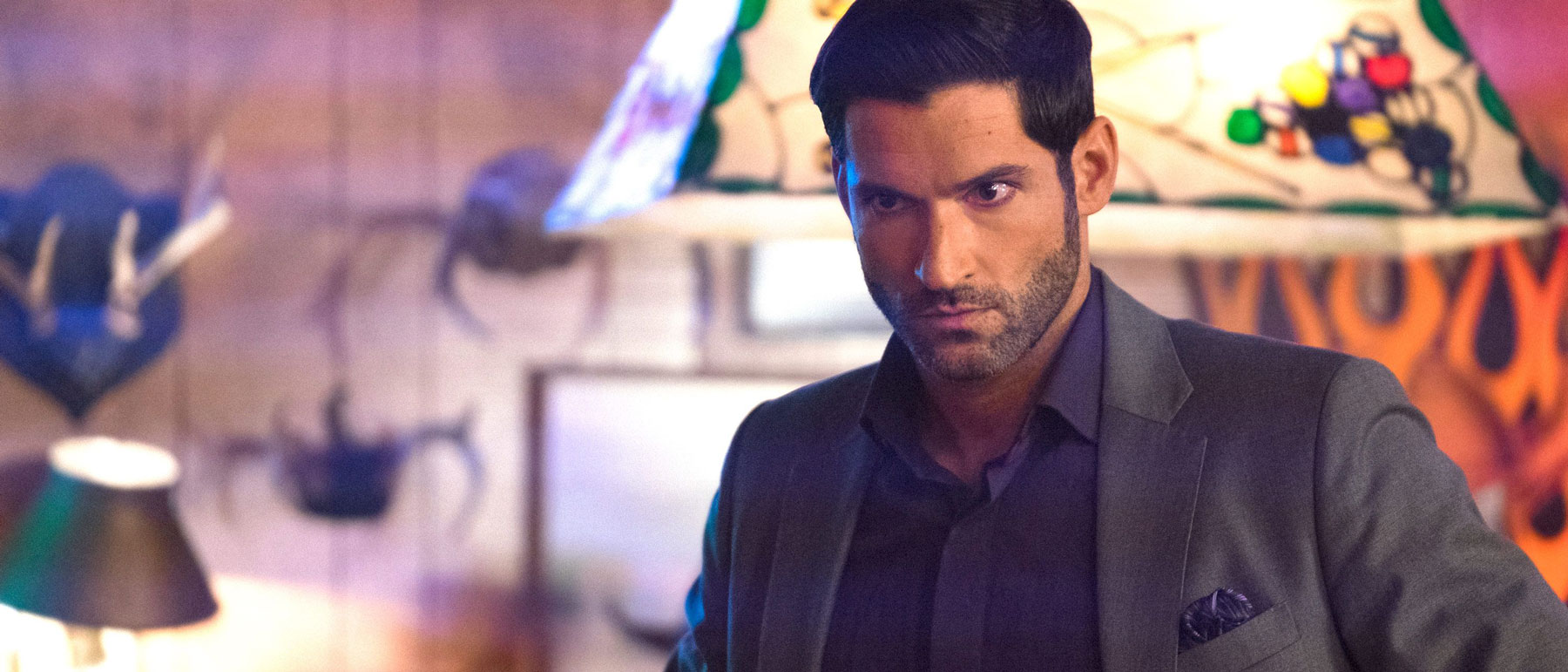 Netflix Lucifer season 5 tom ellis release date