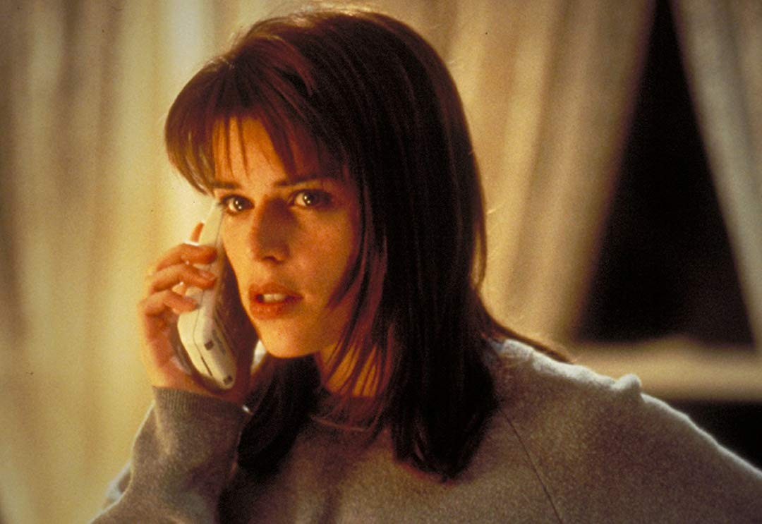 The first Scream movie is one of my favourite movies ever!