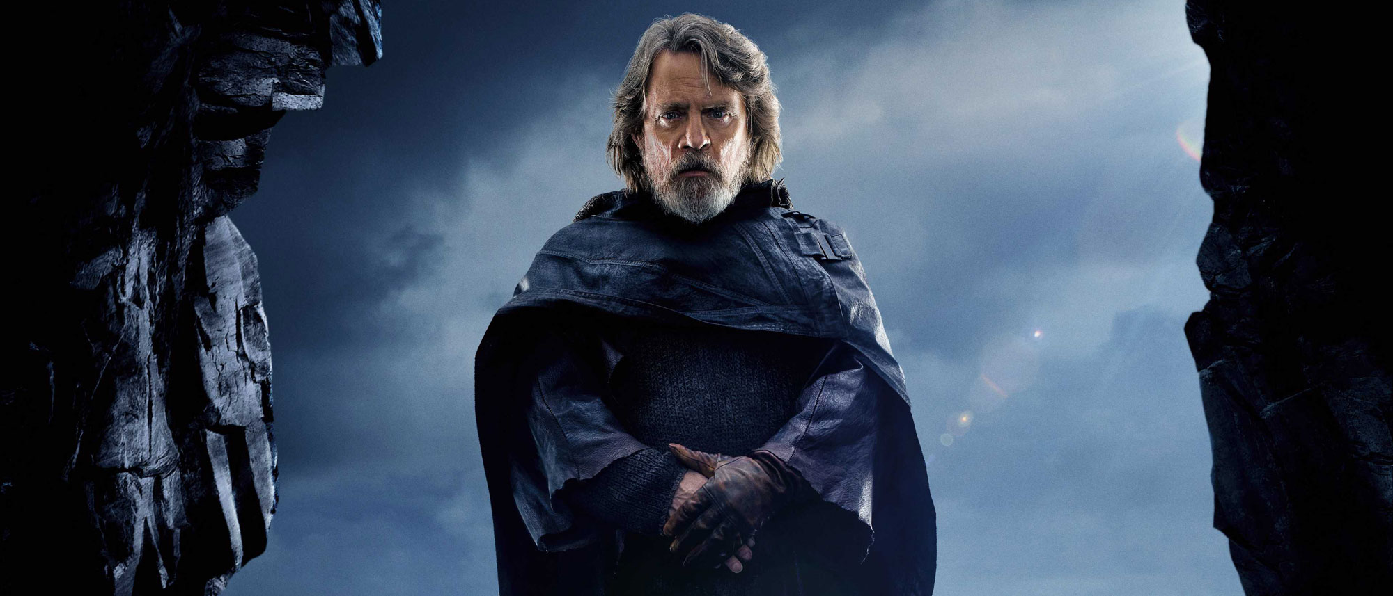 Star Wars The Last Jedi Luke Skywalker Uhd 4k Wallpaper Small Screen