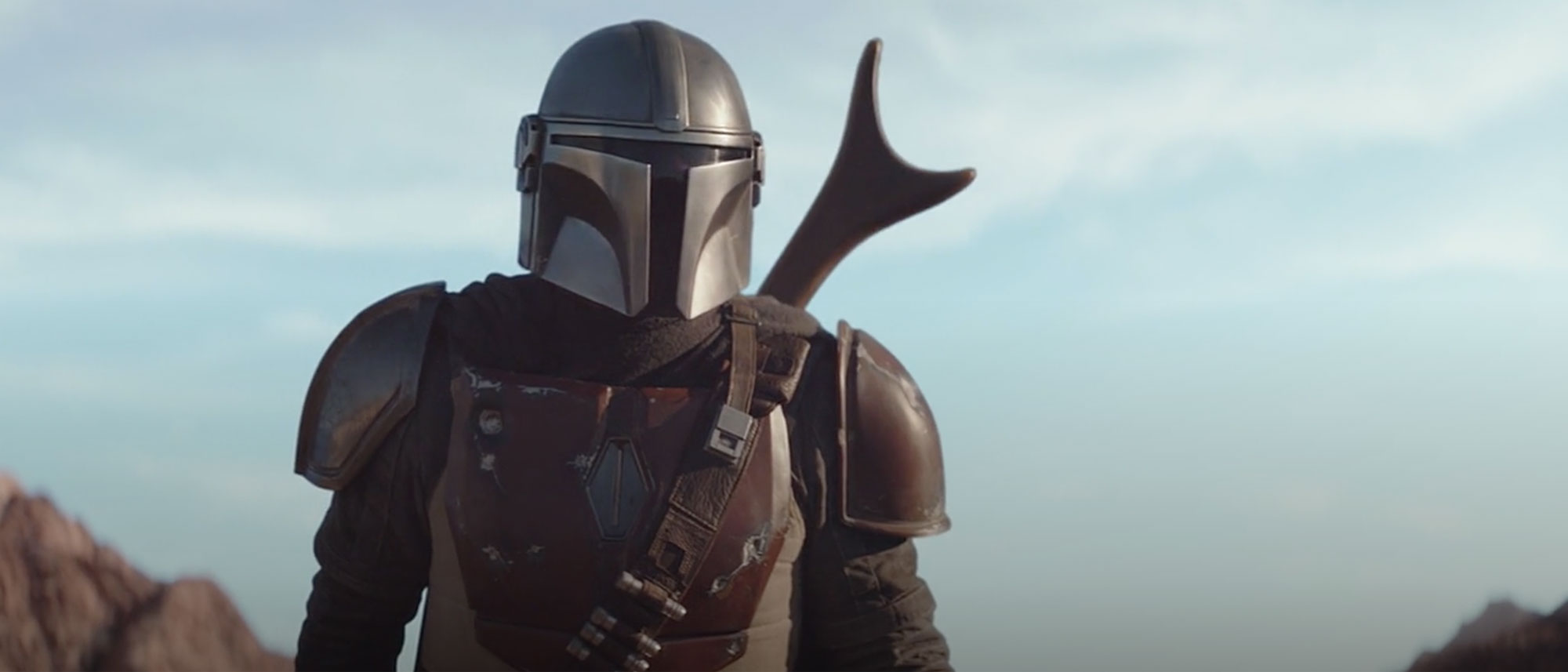 Jon Favreau has done well with The Mandalorian so far