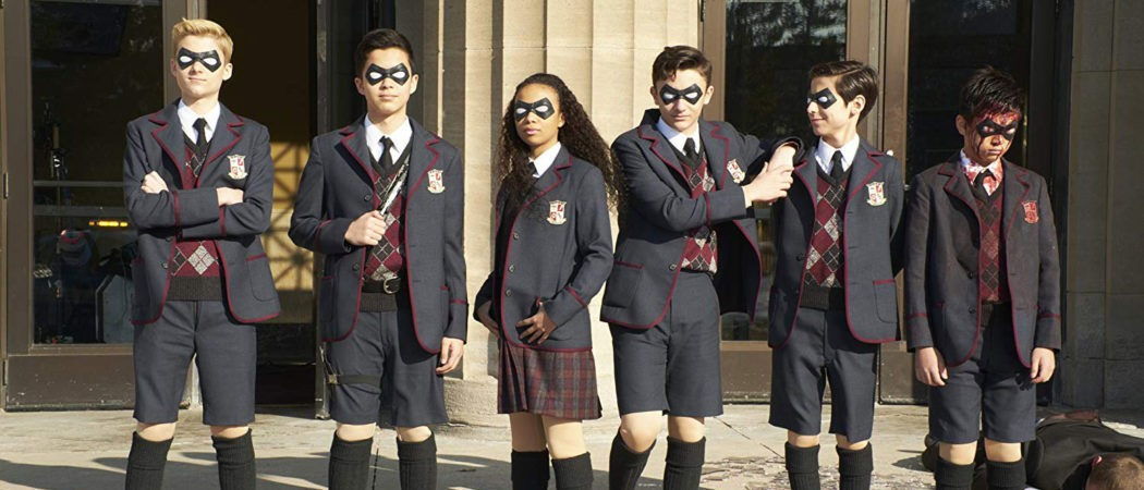 How many episodes will The Umbrella Academy Season 2 have on Netflix?