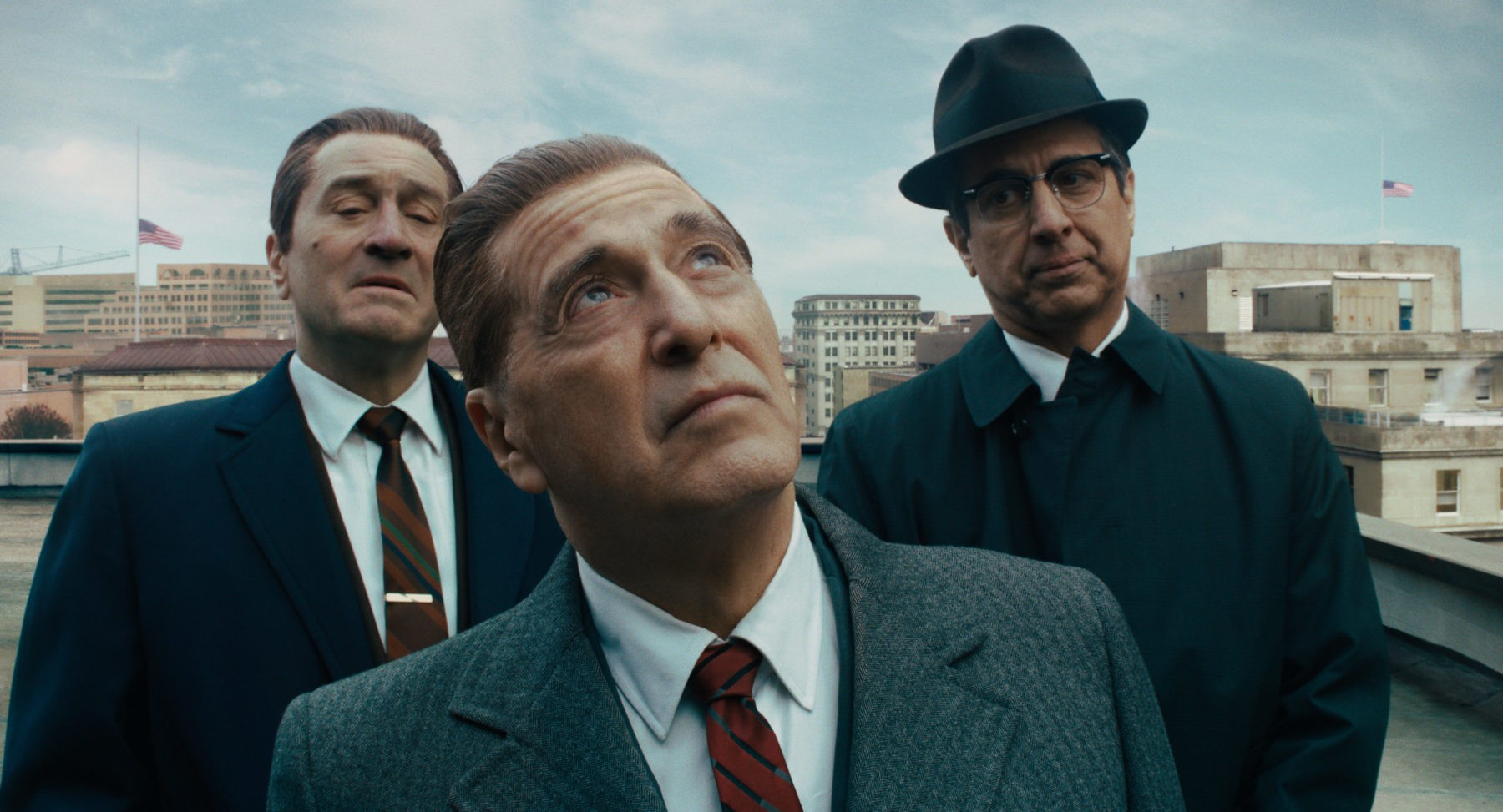 Martin Scorsese's The Irishman has arrived