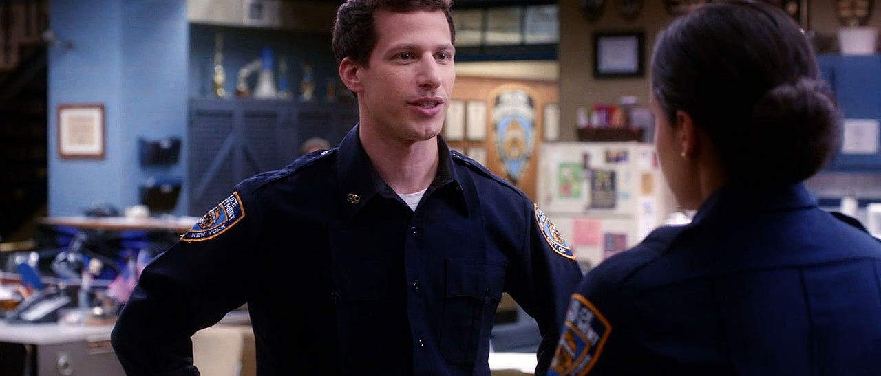 Andy Samberg may have never played Jake Peralta in Brooklyn Nine-Nine (Credit: NBC)