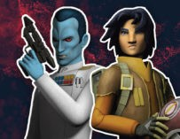 A Thrawn And Ezra Star Wars Show Reportedly Coming To Disney Plus