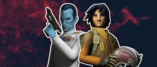 Star Wars: The Rise Of Skywalker Could Feature Thrawn and Ezra Bridger – Here's How