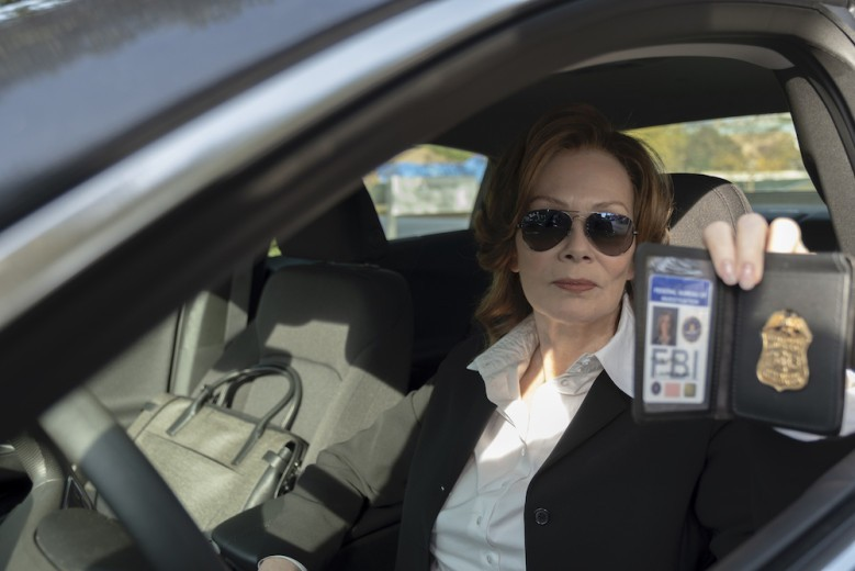Watchmen Episode 3 introduces Jean Smart as Laurie Blake