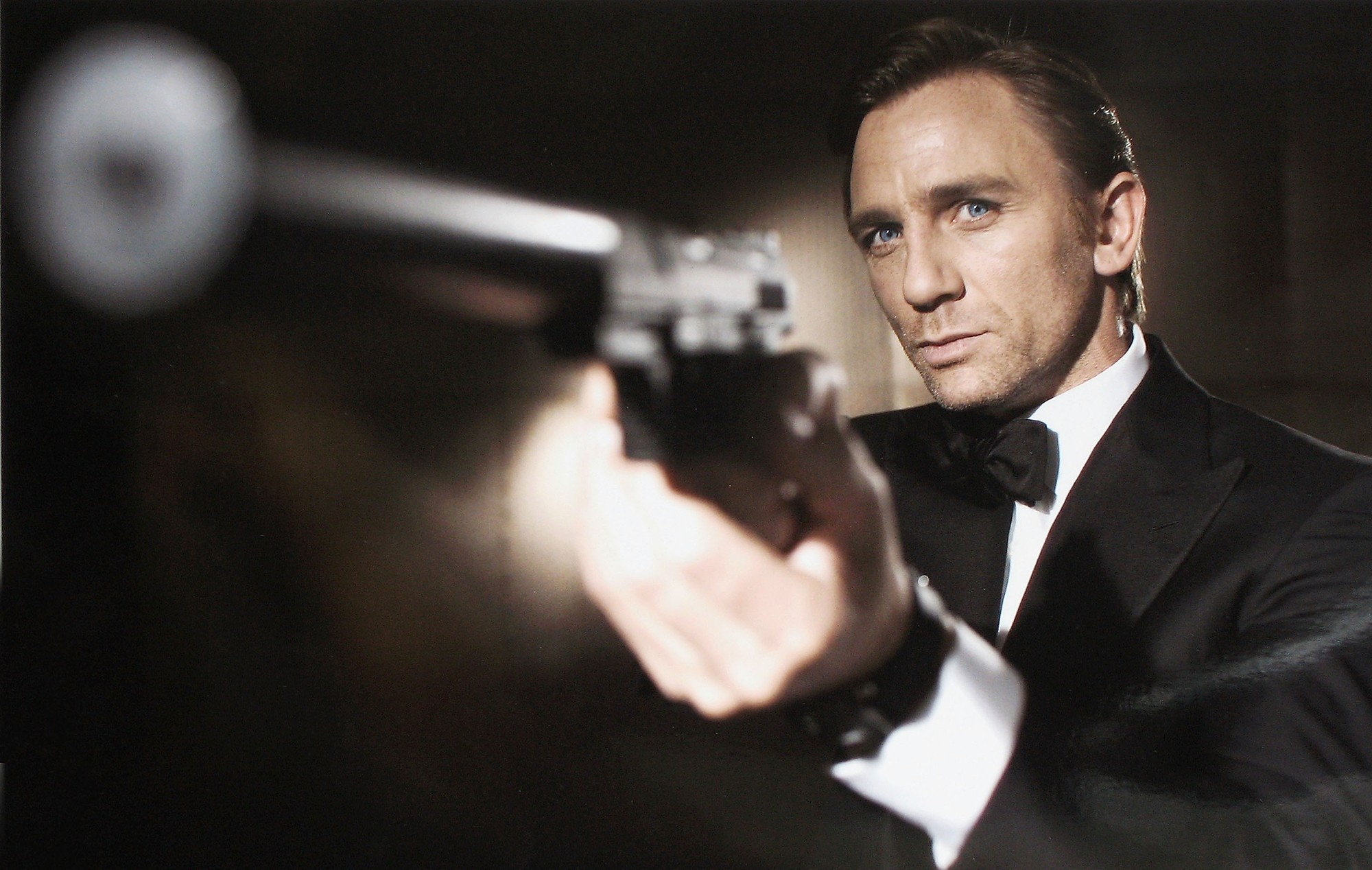 Daniel Craig is done playing James Bond after No Time To Die