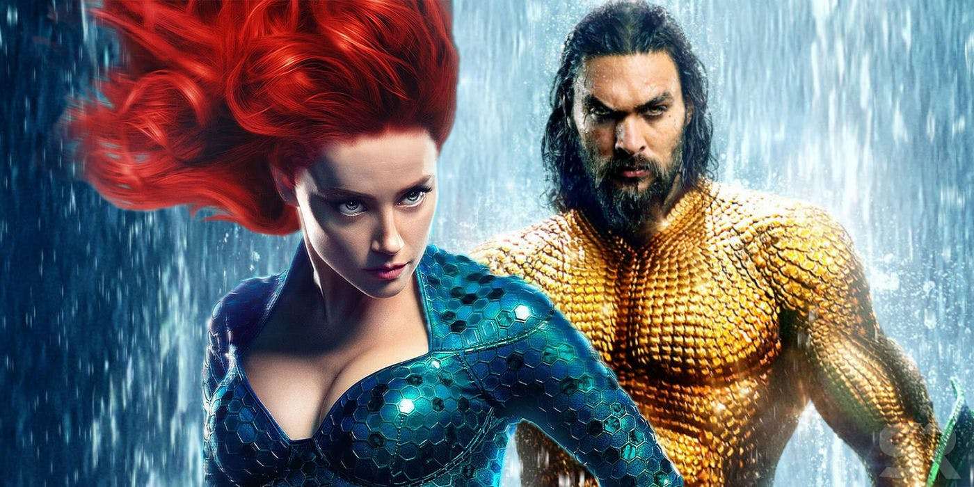 Should Amber Heard be sacked from Aquaman 2?