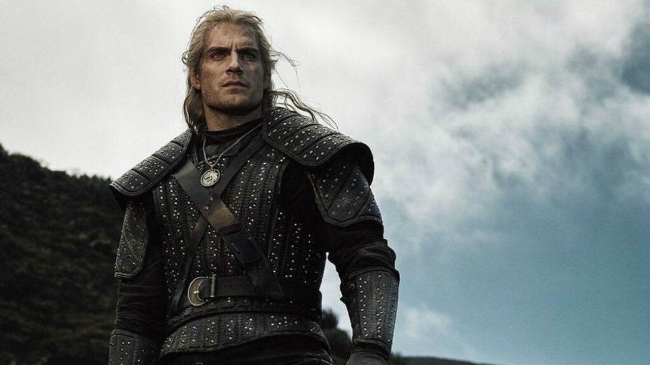 The Witcher Netflix Henry Cavill Geralt of Rivia