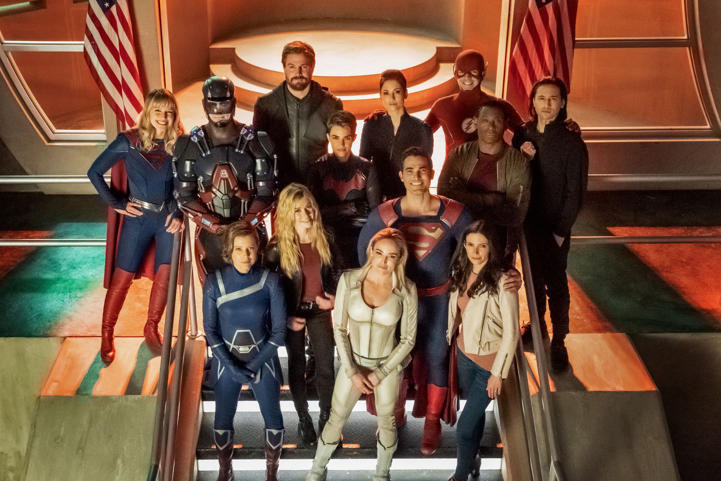 Crisis On Infinite Earths crossover event won't air every episode in the UK