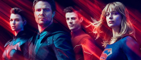 The CW's Crisis On Infinite Earths Crossover Will Have One Episode Missing When It Airs In The UK