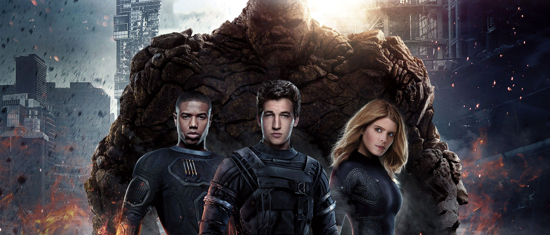 Fantastic-Four-Marvel-MCU-Josh-Trank Disney movie franchise
