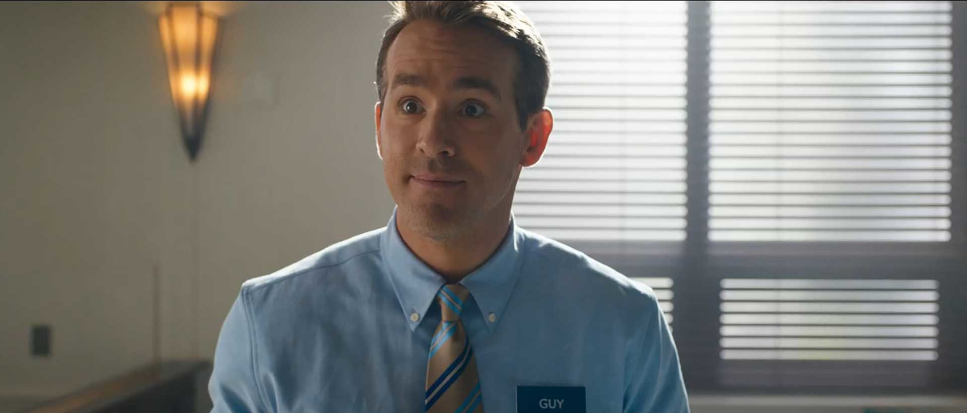 Free-Guy-Ryan-Reynolds-Bank-Teller