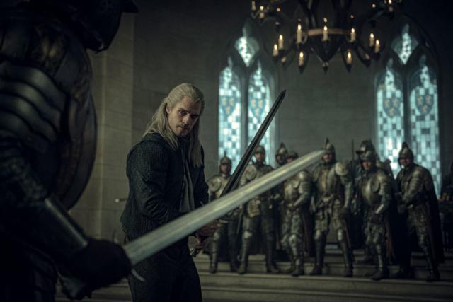The Witcher Season 1 Geralt Of Rivia Netflix