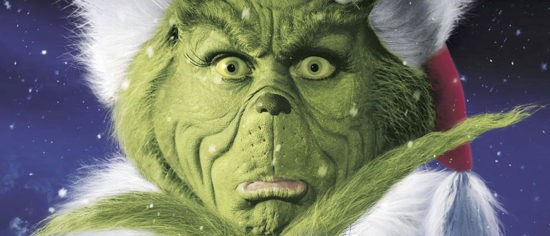 Jim Carrey Is Rumoured To Be In Talks For A New Live-Action Grinch Movie
