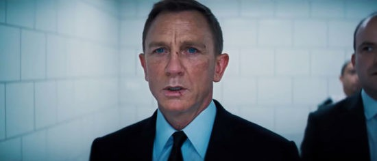 No Time To Die's First Trailer Shows Daniel Craig Back In Action As James Bond