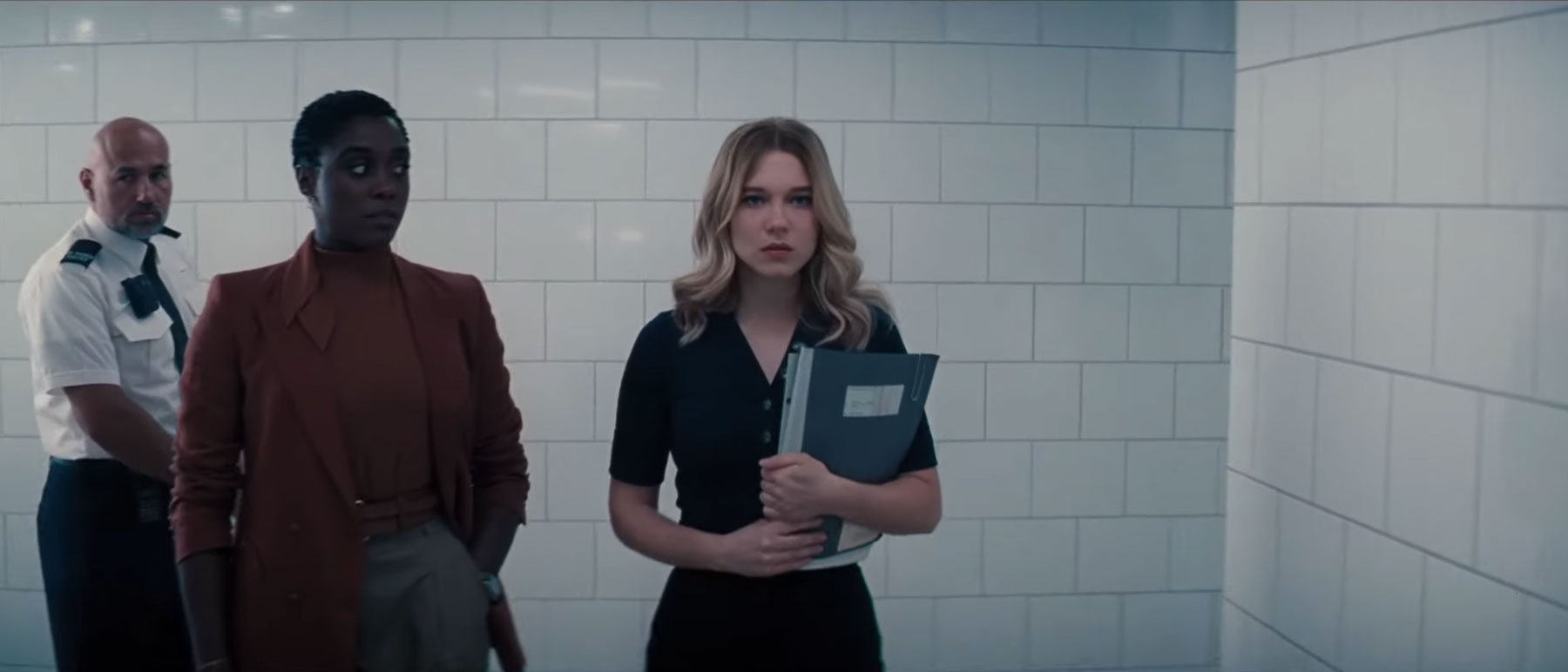 Léa Seydoux is back in No Time To Die