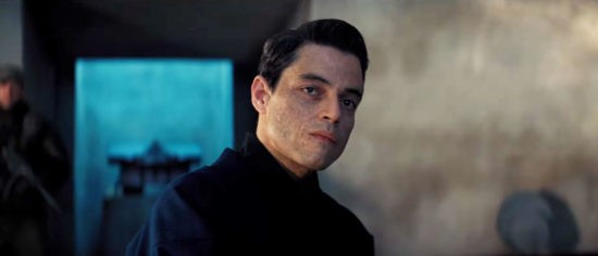 Is No Time To Die's Rami Malek Actually Dr No?