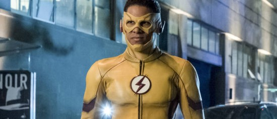 Kid Flash Wally West Will Be Returning To The Flash After Crisis On Infinite Earths