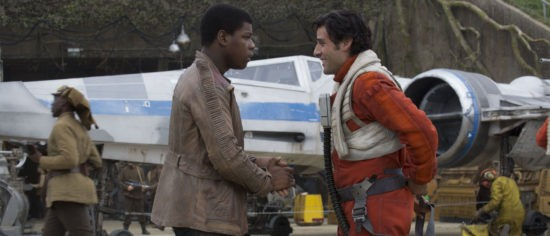 Star Wars: The Rise Of Skywalker's Oscar Isaac Reveals He Wishes Poe And Finn Were Gay
