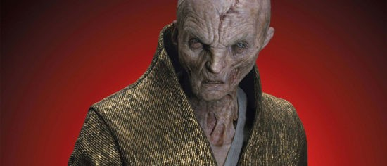 Will Star Wars: The Rise Of Skywalker See Snoke Return In Some Form Or Another?