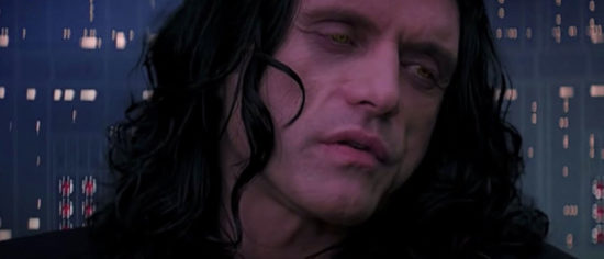 The Star Wars Saga Gets Re-Edited With Added Tommy Wiseau And It's Tearing Us Apart