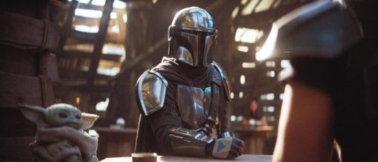 Star Wars: The Last Jedi's Rian Johnson Wants to Direct An Episode Of The Mandalorian Season 2
