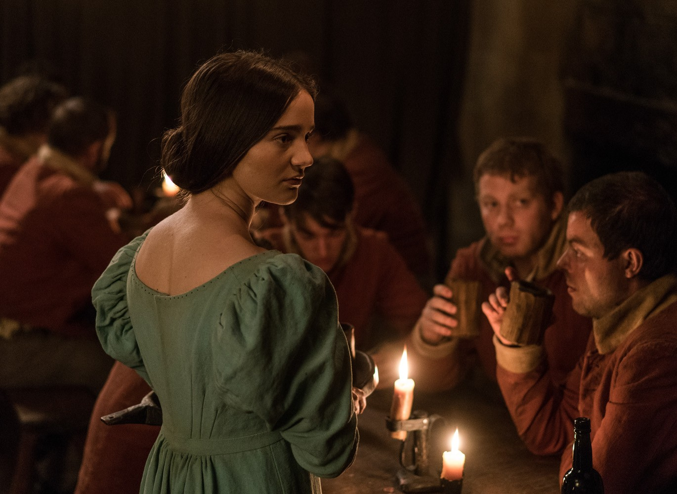 The Nightingale is a harrowing yet real tale