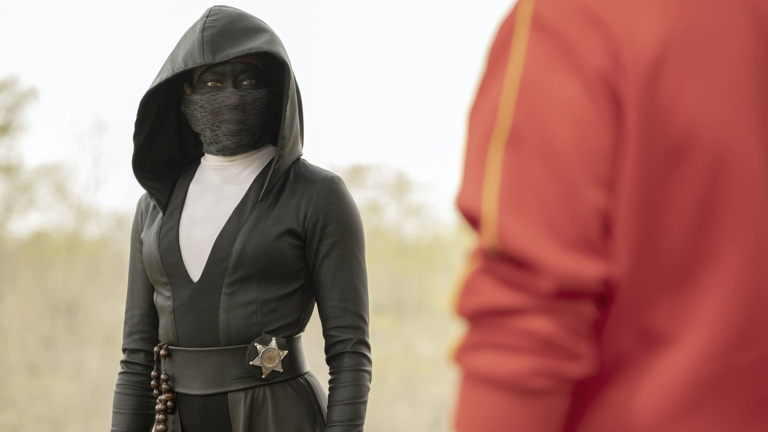 Regina King as Sister Knight in Watchmen Season 1 Review