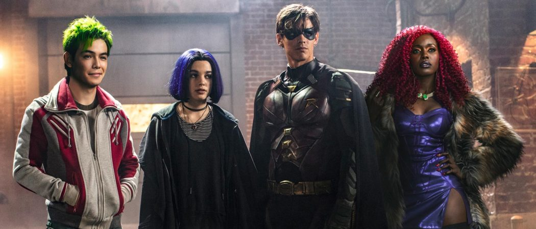 Titans Season 2 is coming to UK Netflix