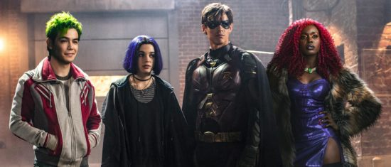 Titans Season 2 Is Coming To Netflix On January 10th In The UK