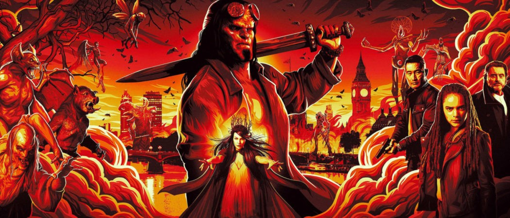 Hellboy Worst films of 2019