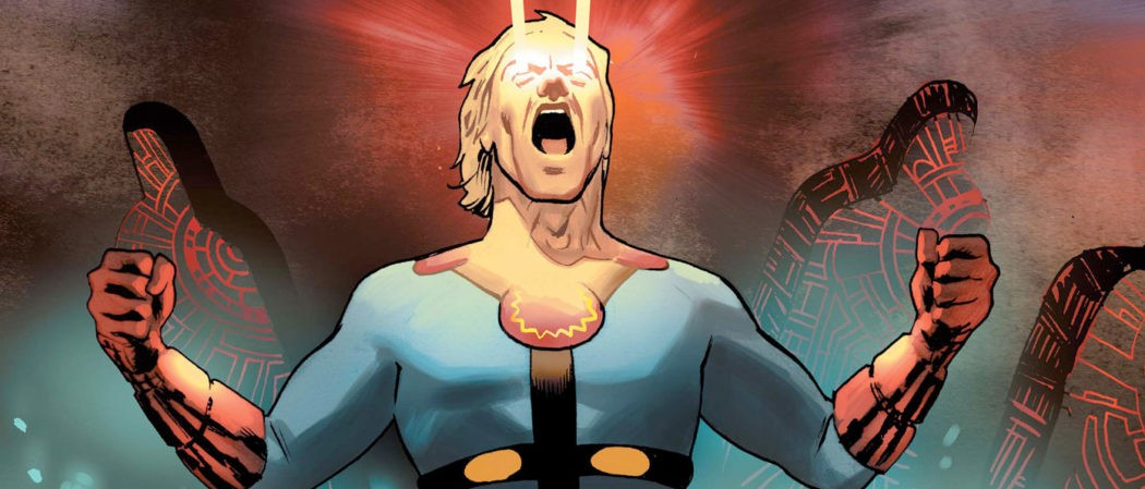 MARVEL'S ETERNALS PLOT SYNOPSIS