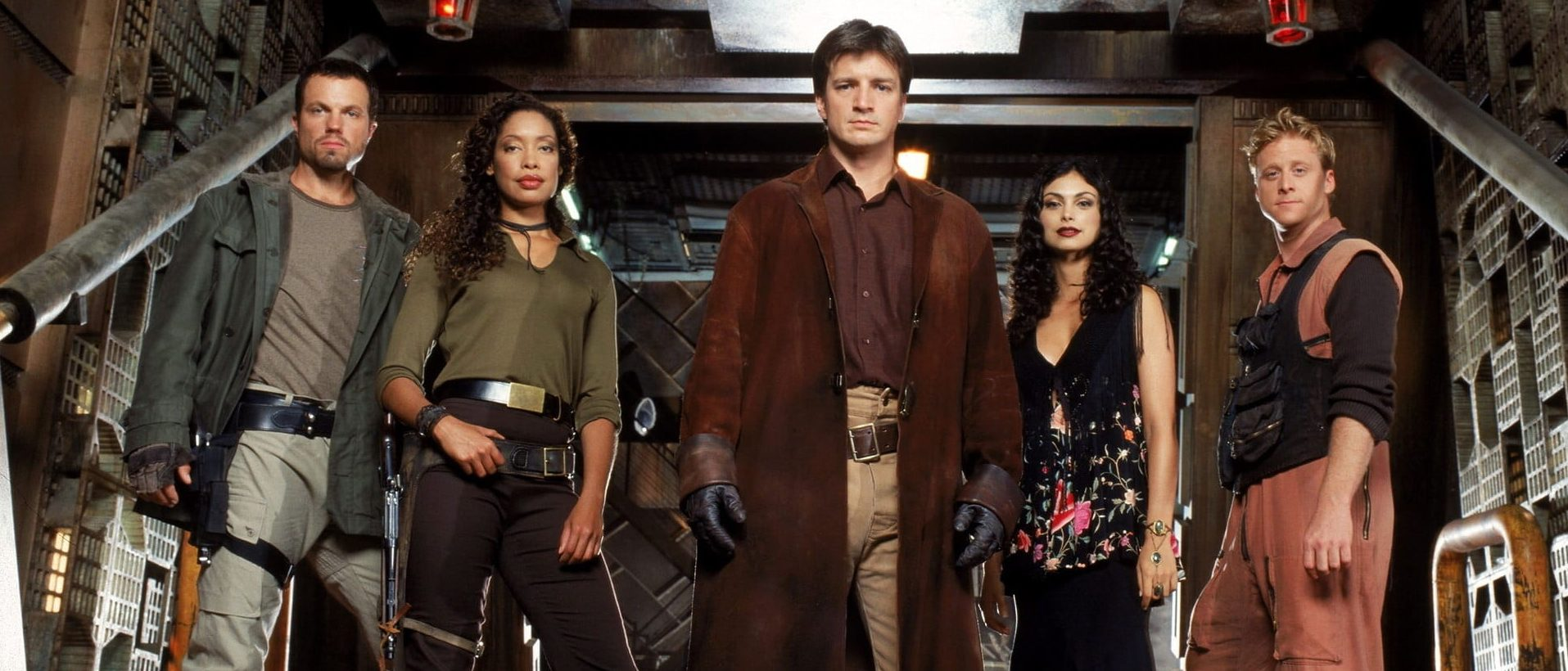 Firefly is available to watch on Amazon Prime Video