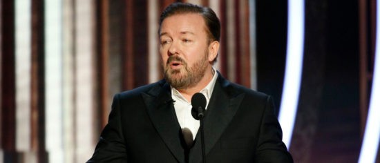 Ricky Gervais' Golden Globes Opening Monologue Was The Best Thing To Happen To The Entertainment Industry In A While