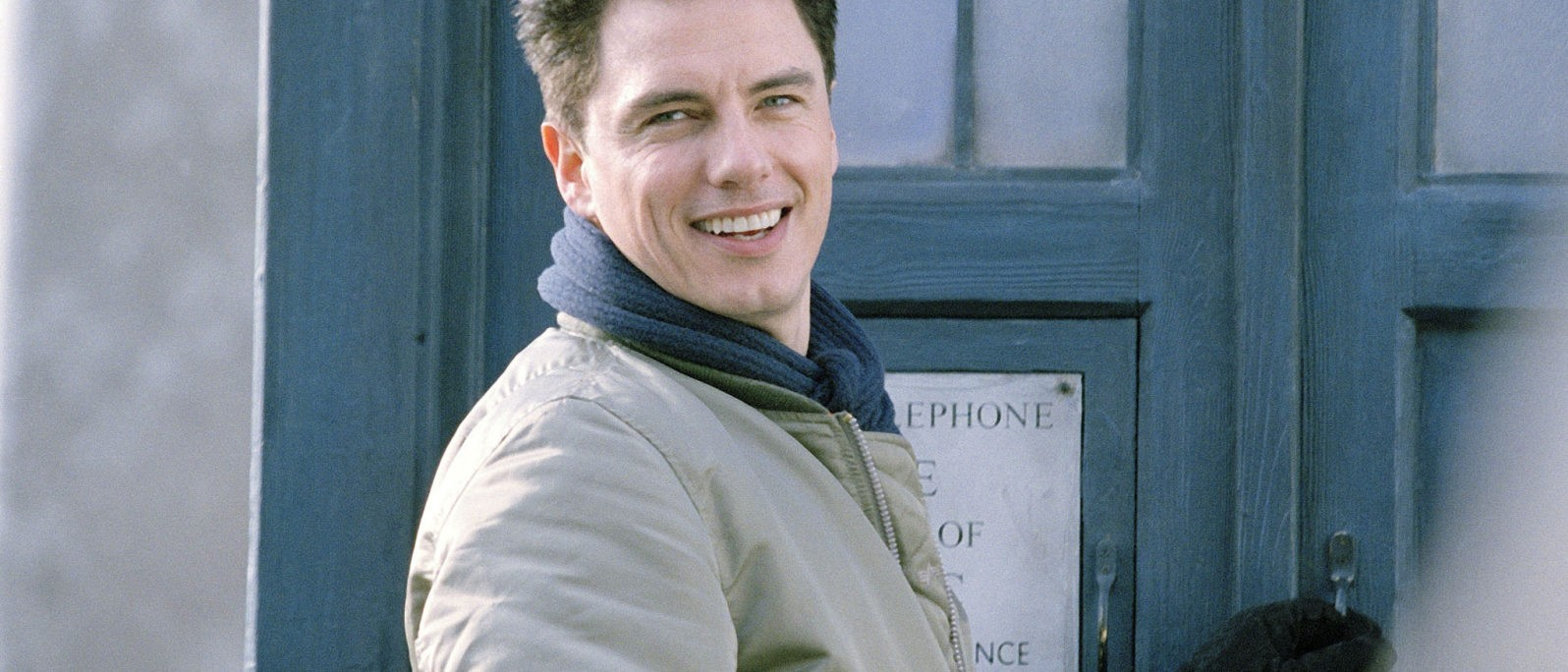 Doctor Who Season 12 John Barrowman Captain Jack | Small ...