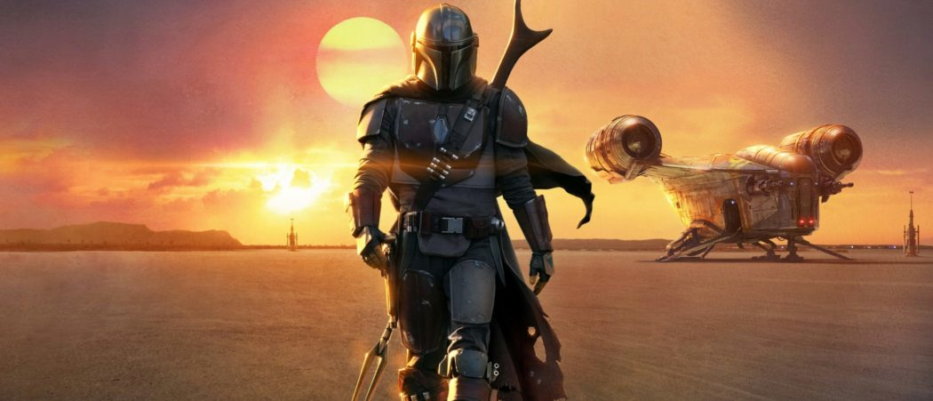 The Mandalorian Movie Star Wars
