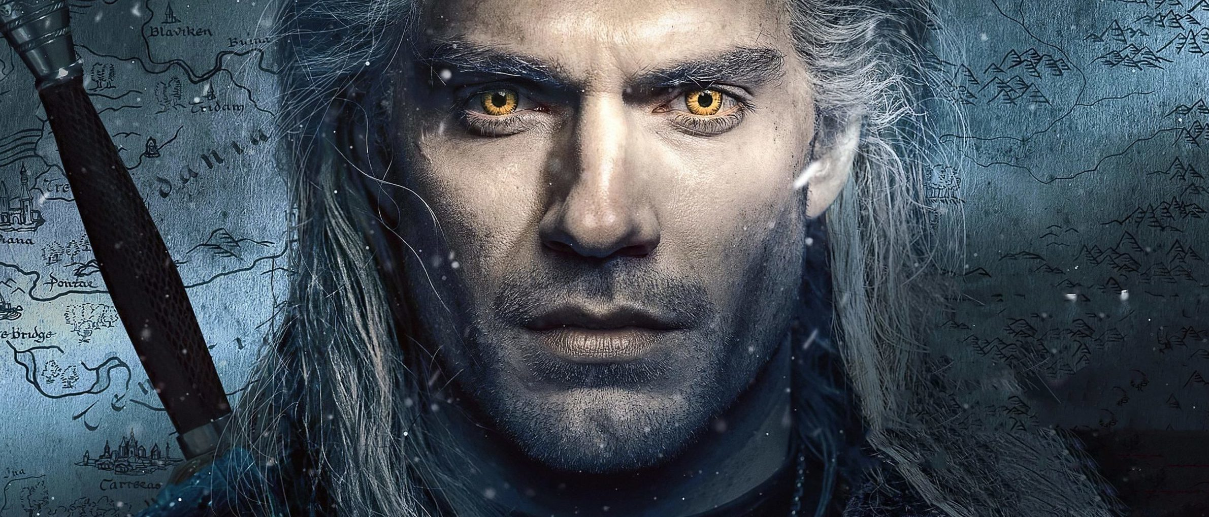 The Witcher Season 1 Henry Cavill Netflix Season 2