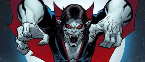 Morbius' First Trailer Could Be Arriving As Early As Next Week