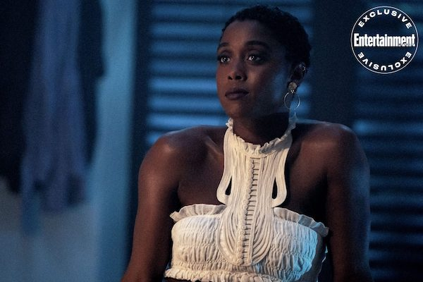 Lashana Lynch in No Time To Die