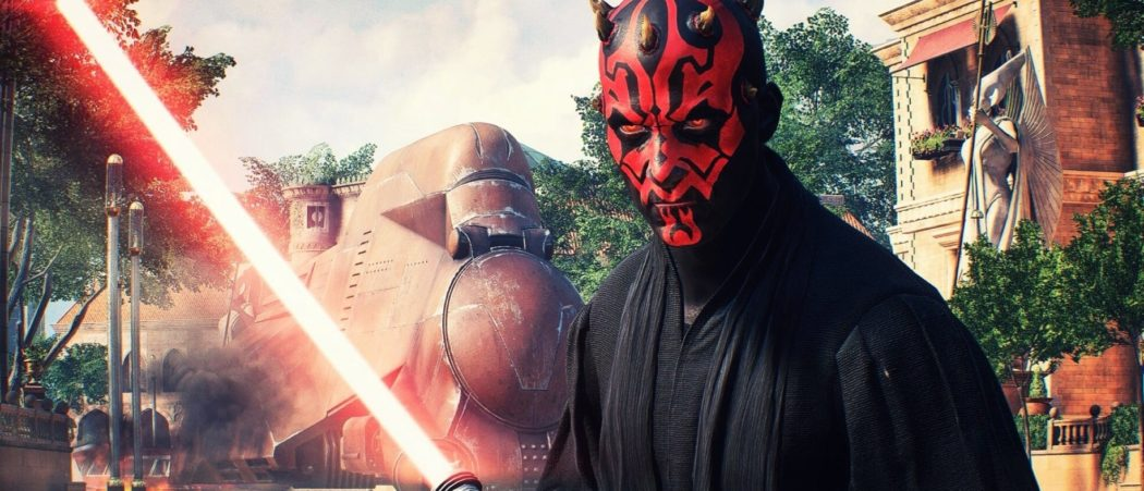 Darth Maul Star Wars Episode 9