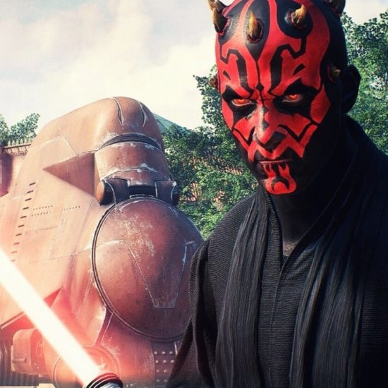 Fans Have Started A Petition Demanding Disney Rehire Ray Park As Darth Maul