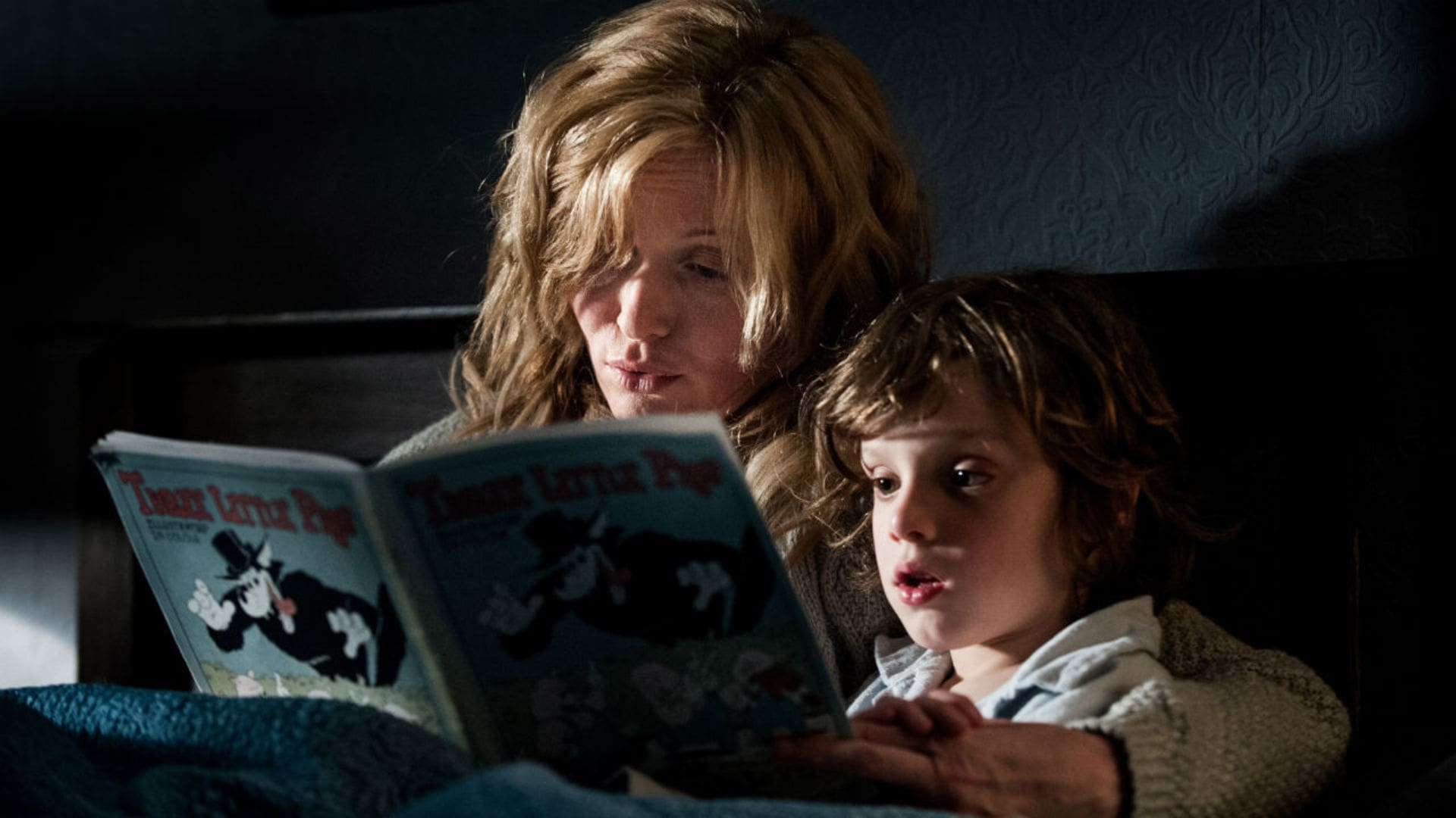 Essie Davis is brilliant in The Babadook